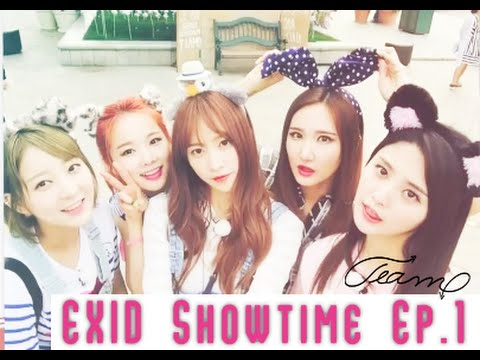 [VIETSUB] EXID's Showtime episode 1 {UP&DOWN TEAM}