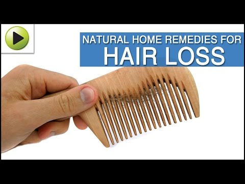 Hair Care - Hair Loss - Natural Ayurvedic Home Remedies