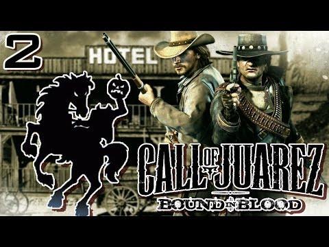 Call of Juarez: Bound in Blood #2 \'\'Cavaleiros sem cabeça\'\'