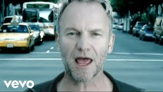 Sting - Send Your Love