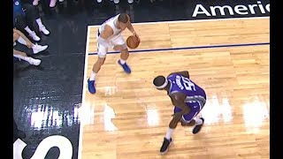 Best Crossovers from the 2017 Preseason (Stephen Curry, Derrick Rose, Blake Griffin)