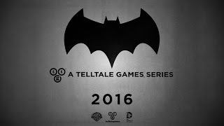 Batman - A Telltale Games Series - Bejelentés Trailer