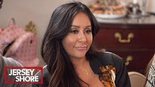 What Are You Thankful For? | Jersey Shore: Family Vacation | MTV