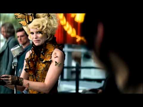 The Hunger Games: Catching Fire - Official Trailer #3 (HD) Jennifer Lawrence