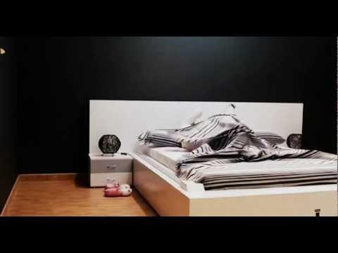 سرير للكسالى