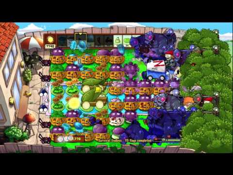 PvZ Survival: Endless.