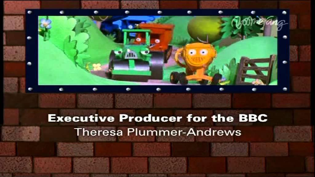 Bob The Builder Dvd Trailer Travis Dvd: Boomerang Scandinavia