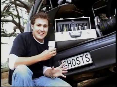Ghost Hunt S1 E03 - Waitomo Caves Hotel