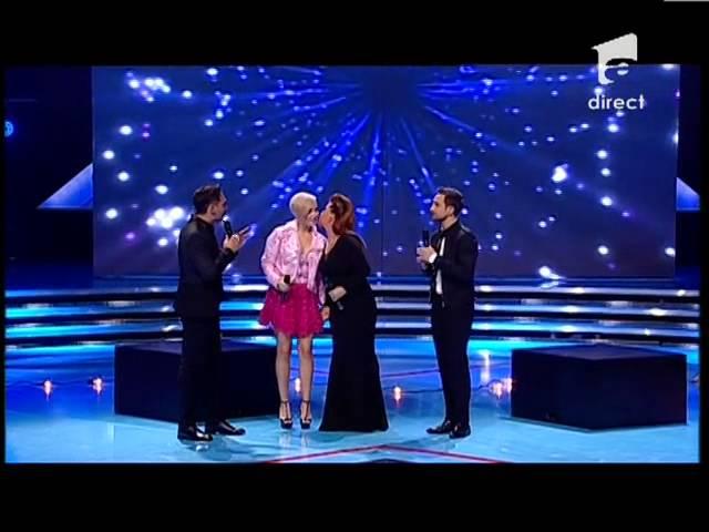 Cum au comentat juratii X Factor prestatia duetului format de Mădălina Lefter si Luminiţa Anghel