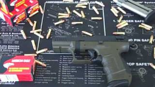 WALTHER P22: Small Calibre But, Still LETHAL