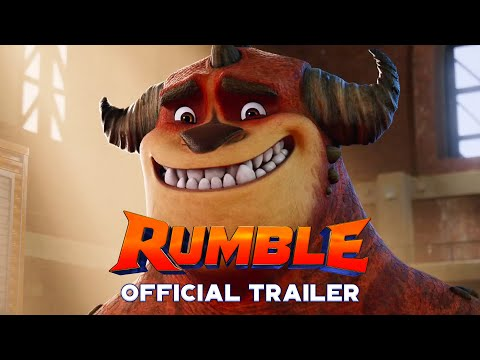 Rumble - trailer na rozprávku