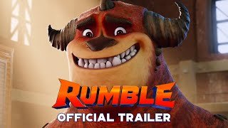 Rumble - trailer na animák