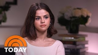 Selena Gomez's Extended Interview With Savannah Guthrie About Her Kidney Transplant   TODAY