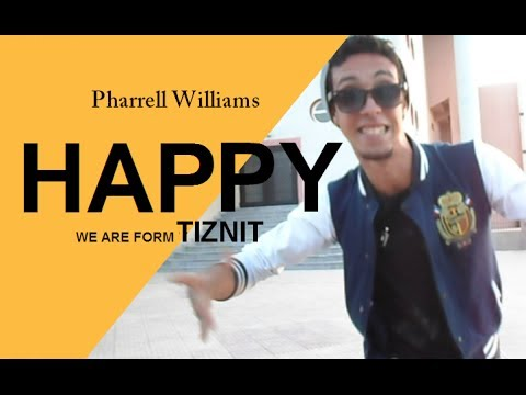 WE ARE HAPPY FROM TIZNIT