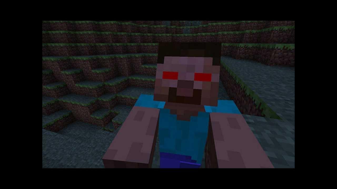 minecraft herobrine story part 4 - YouTube