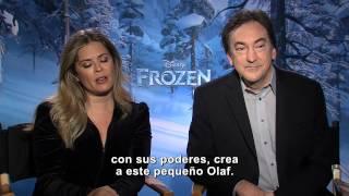 Frozen: Una Aventura Congelada Entrevista Jennifer Lee Y