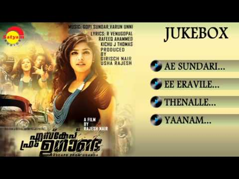 Escape from Uganda All Songs Jukebox