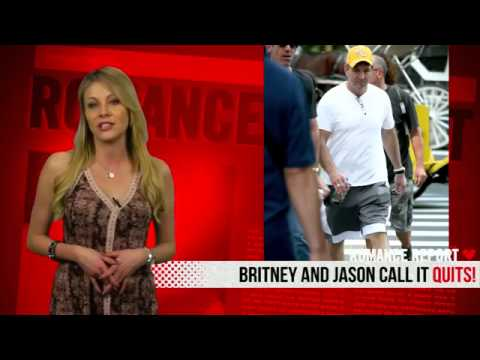 News:Britney Spears and Jason Trawick Split!