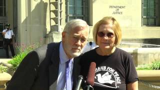 DOJ News Conference on Threats to WikiLeaks' Julian Assange by Attorney General Jeff Sessions