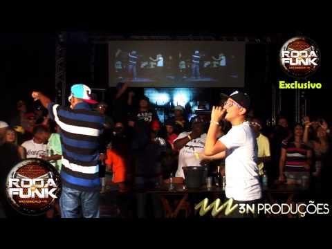 MC Gui - Feat. MC B.O :: Ao vivo na Roda de Funk de São Paulo :: Especial