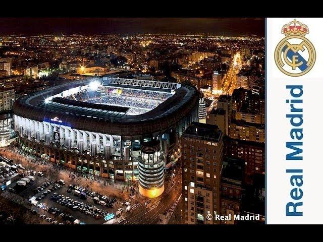 Historia del Estadio Santiago Bernabéu