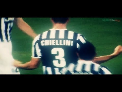 Giorgio Chiellini - Hall of fame - Juventus 2014 HD