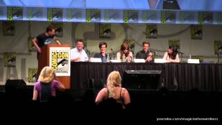 SDCC 2012 &#8211; Doctor Who &#8211; Panel Video