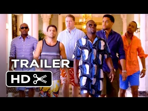 Think Like A Man Too Official Trailer #1 (2014) - Kevin Hart Comedy HD