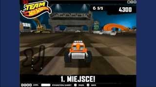 Darmowe Gry [#1] Hot Wheels Night Racer