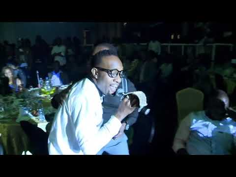 Kcee's Performance at AY Live 2013