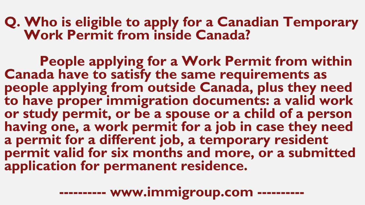 cic study permit application outside canada