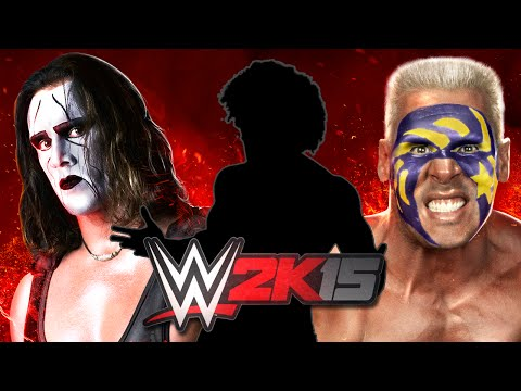 WWE 2K15: Details On Sting, Renders + Another Superstar Confirmed!