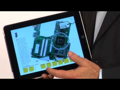Popular Mechanics iPad App Demo