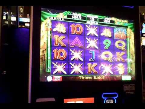 three kings slot machine bonus