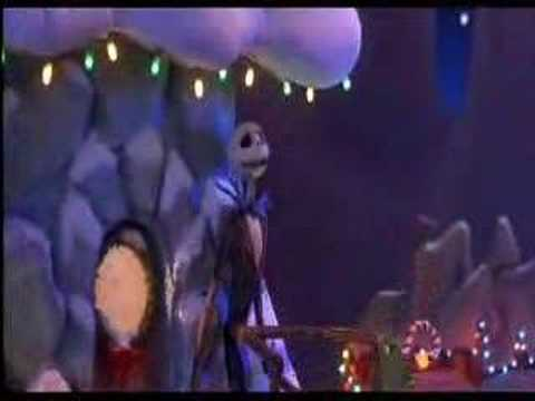 The Nightmare before Christmas - Cos'è? (Whats this) italian ...