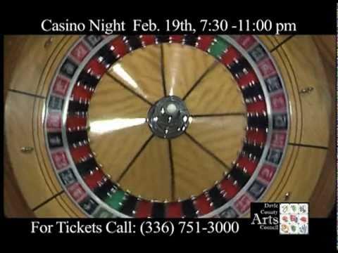 Casino night playlist