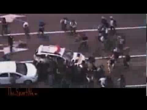 Protests against the World Cup 2014 in Brazil / احتجاجات في البرازيل على تنظيم  كأس العالم ٢٠١٤