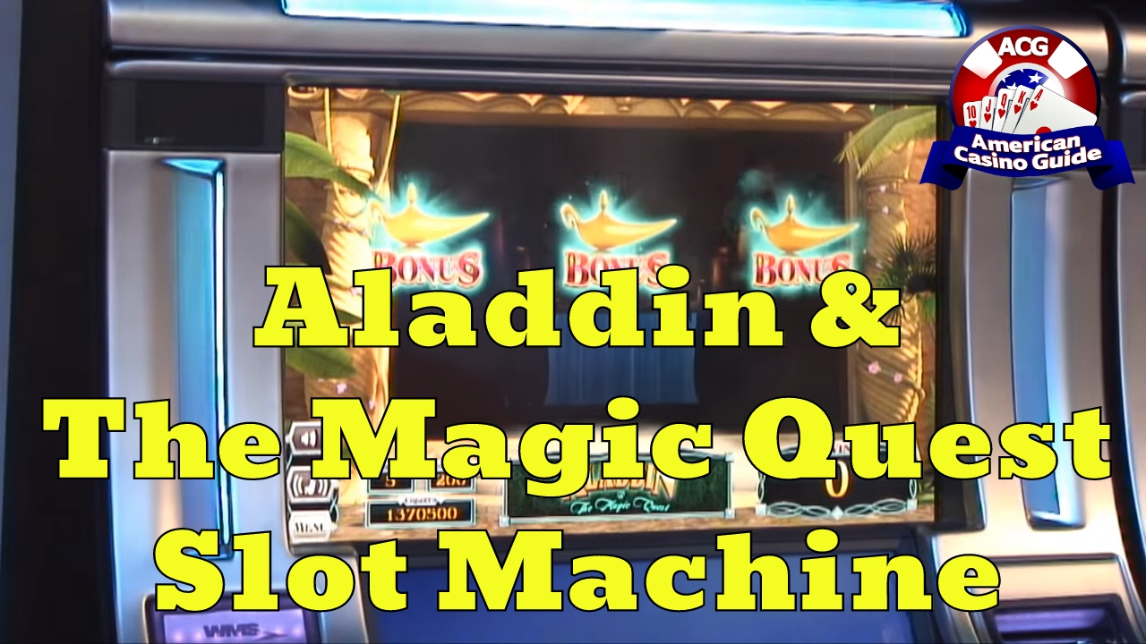 Magic Quest Slot Machine - Find Out Where to Play Online