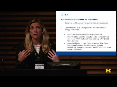 Phyllis Cuttino-Energy-Institute Fall Symposium | MconneX | Lectures on Demand on YouTube