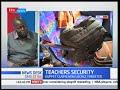 KUPPET Sec Gen Akello Misori blames TSC for the killings in Wajir