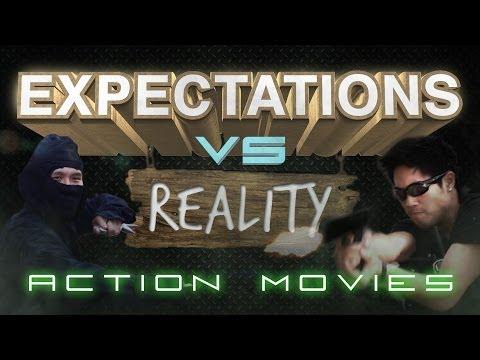 Phim Ảnh Vs Thực Tế : Action Movies ! Hài Ứ Chịu Được Vlogger Hàng Đầu Thế Giớii (y)