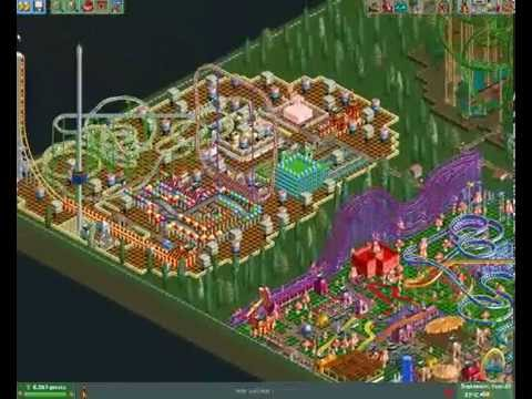 free download roller coaster tycoon 3 full version with crack