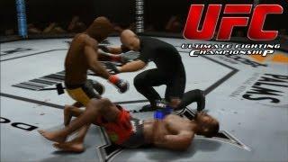 ANDERSON SILVA X JON JONES UFC COMBATE MELHOR LUTA UFC