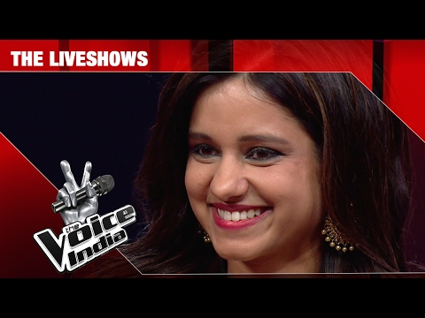 Neha Vats - Performance - The Liveshows Episode 22 - February 19, 2017 - The Voice India Season2