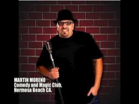 Martin Moreno Youtube