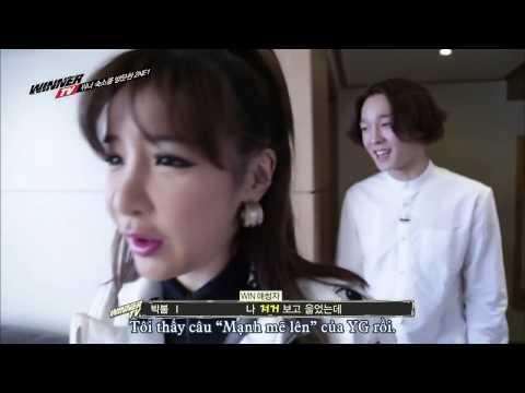 [Vietsub] WinnerTV 2NE1 Cut {21TeamSubs} (1/2)