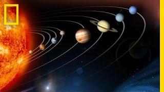 NatGeo Live: Solar System Exploration