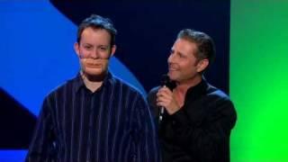 Paul  Zerdin: Human Ventriloquist