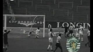 Sporting - 3 x MTK Budapeste - 3 de 1963/1964 Final da Taça das Taças