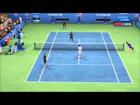 tenis grand slam 2 Dena Vs Paco hermanas williams Vs nadal y djokovic